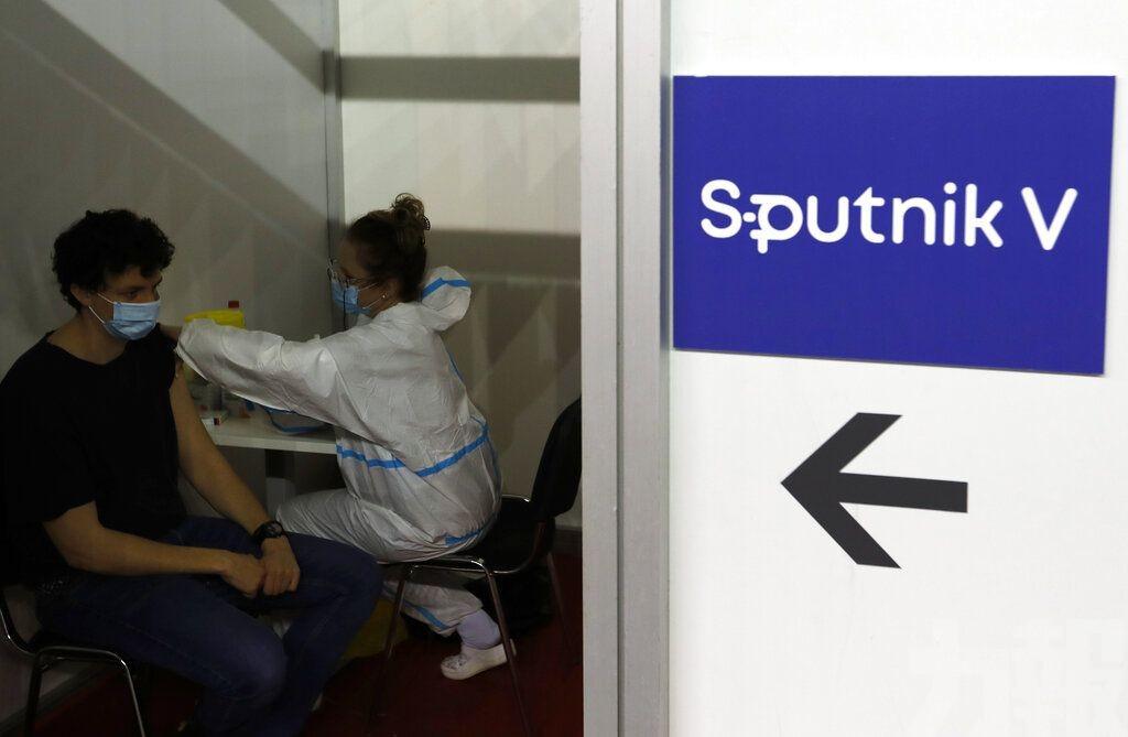 歐盟稱不需要俄羅斯疫苗