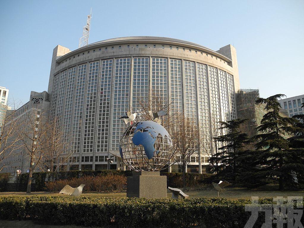 外交部召見歐盟駐華代表團團長