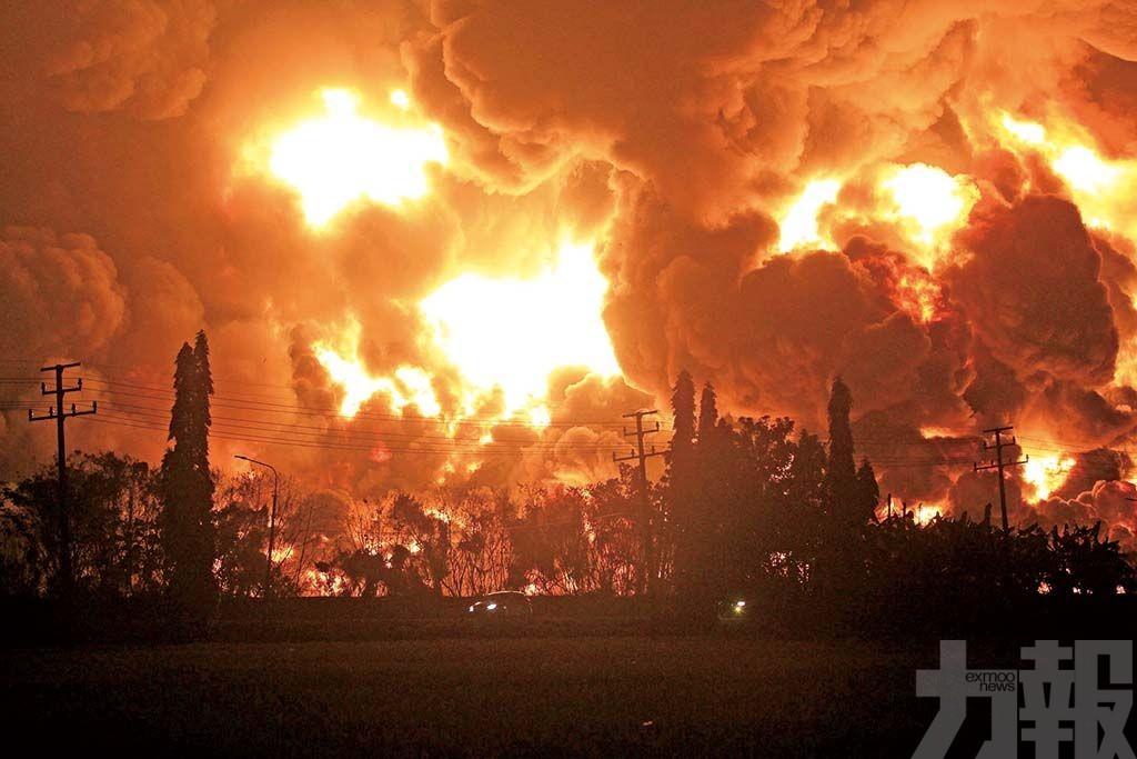 五人傷逾900人疏散