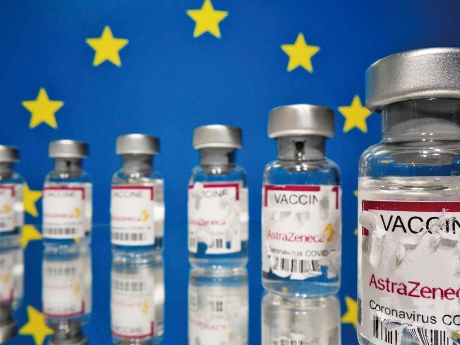 收拾歐洲的 疫苗亂局