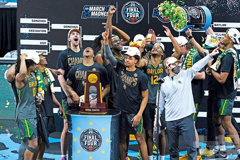 貝勒大學首登NCAA王座