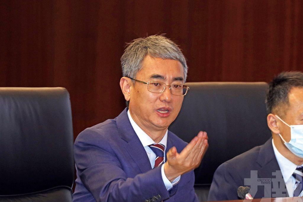 張永春:未來將探討部門間人員調配法規