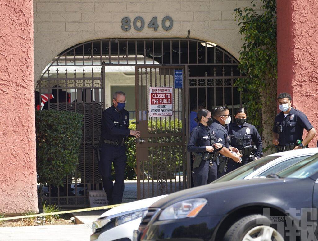洛杉磯3名幼童被刺身亡