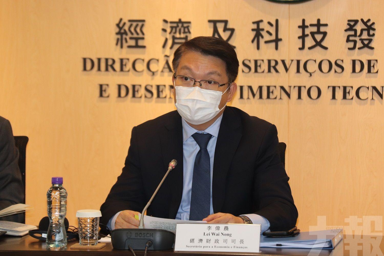 李偉農:仍需聽取社會意見研判