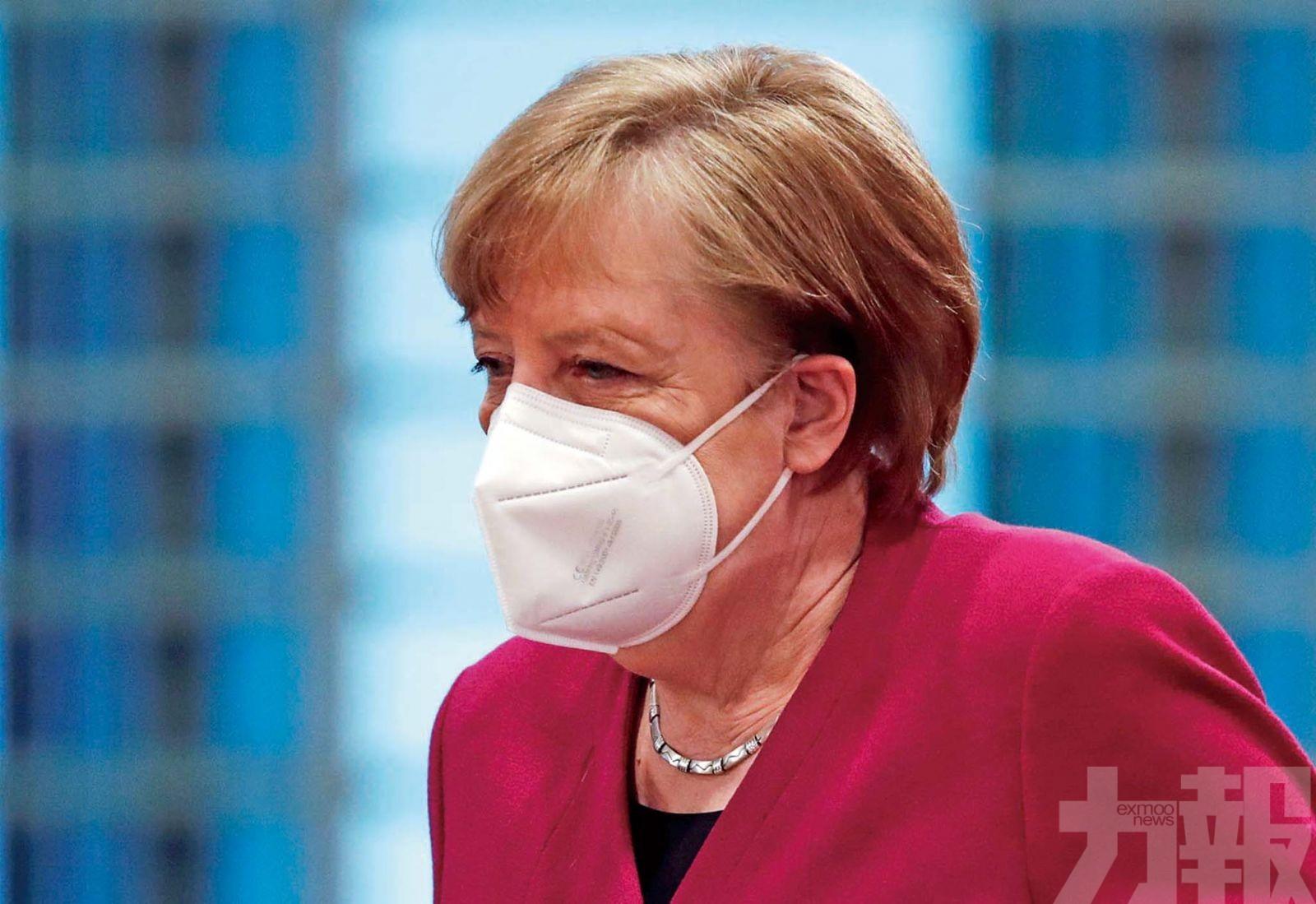默克爾:德國或處在「最嚴重一波」疫情