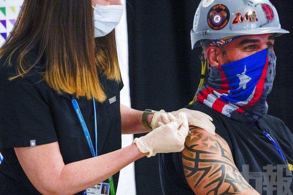 美國輝瑞指疫苗年內要再打第三劑