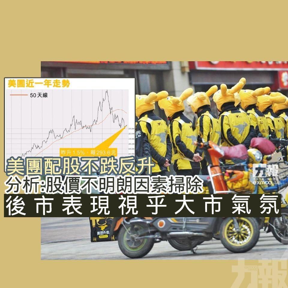 分析:股價不明朗因素掃 除後市表現視乎大市氣氛