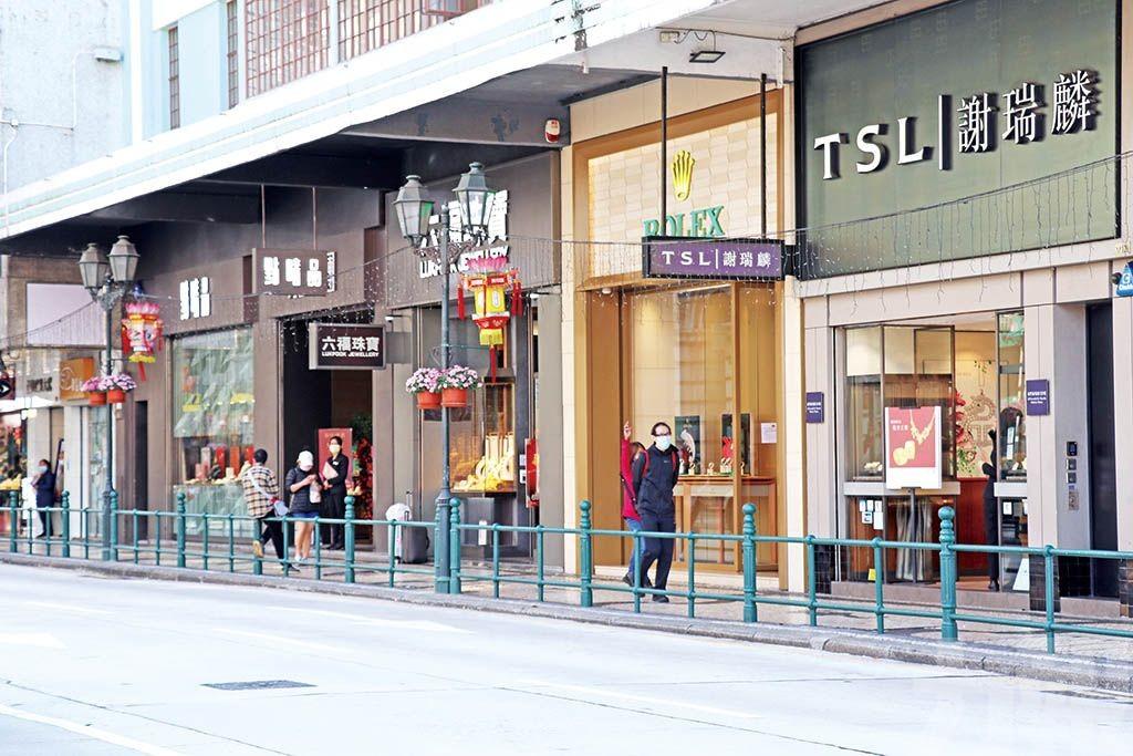 零售業持續看好3月市道