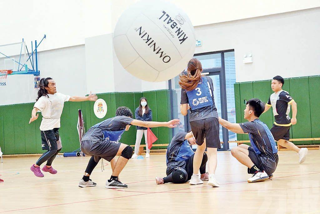 全澳首屆健球公開賽圓滿舉行