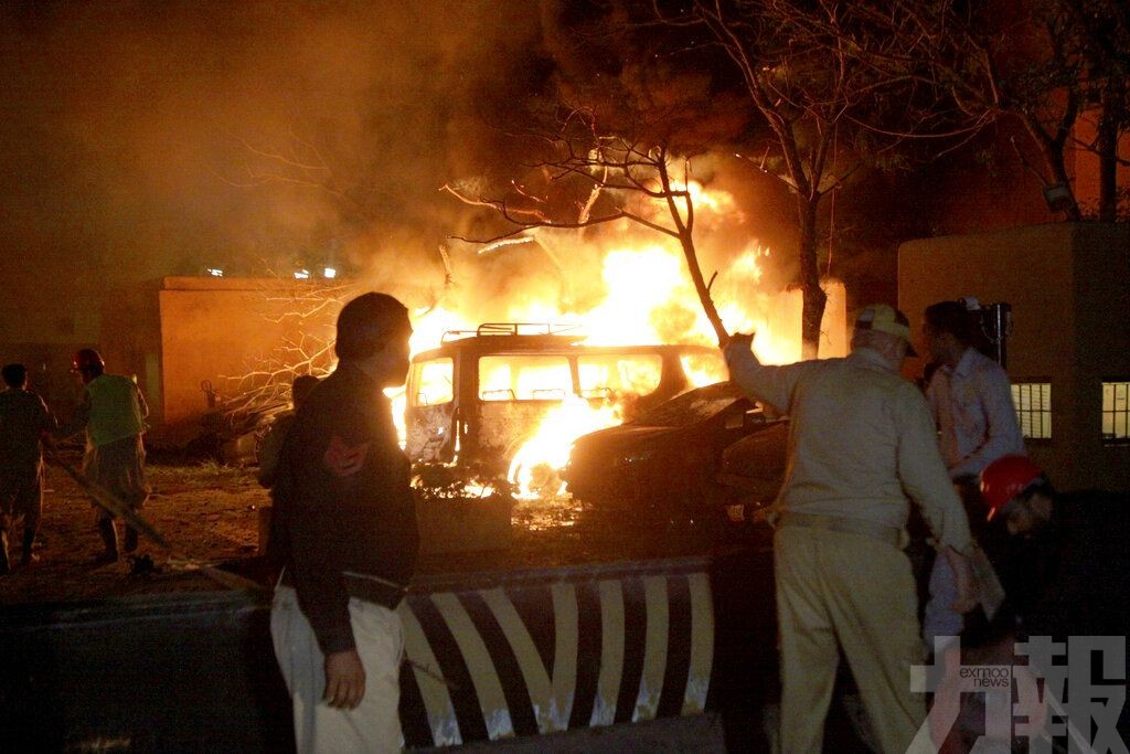 巴基斯坦塔利班運動認責