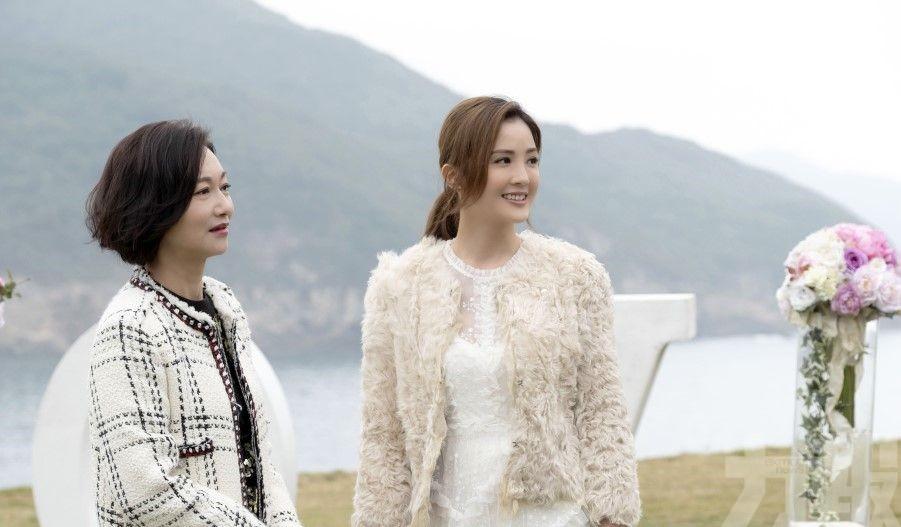 惠英紅讚蔡卓妍成熟有進步