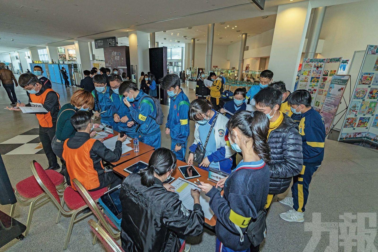 科學定向解密全民挑戰賽 激發青少年科學興趣