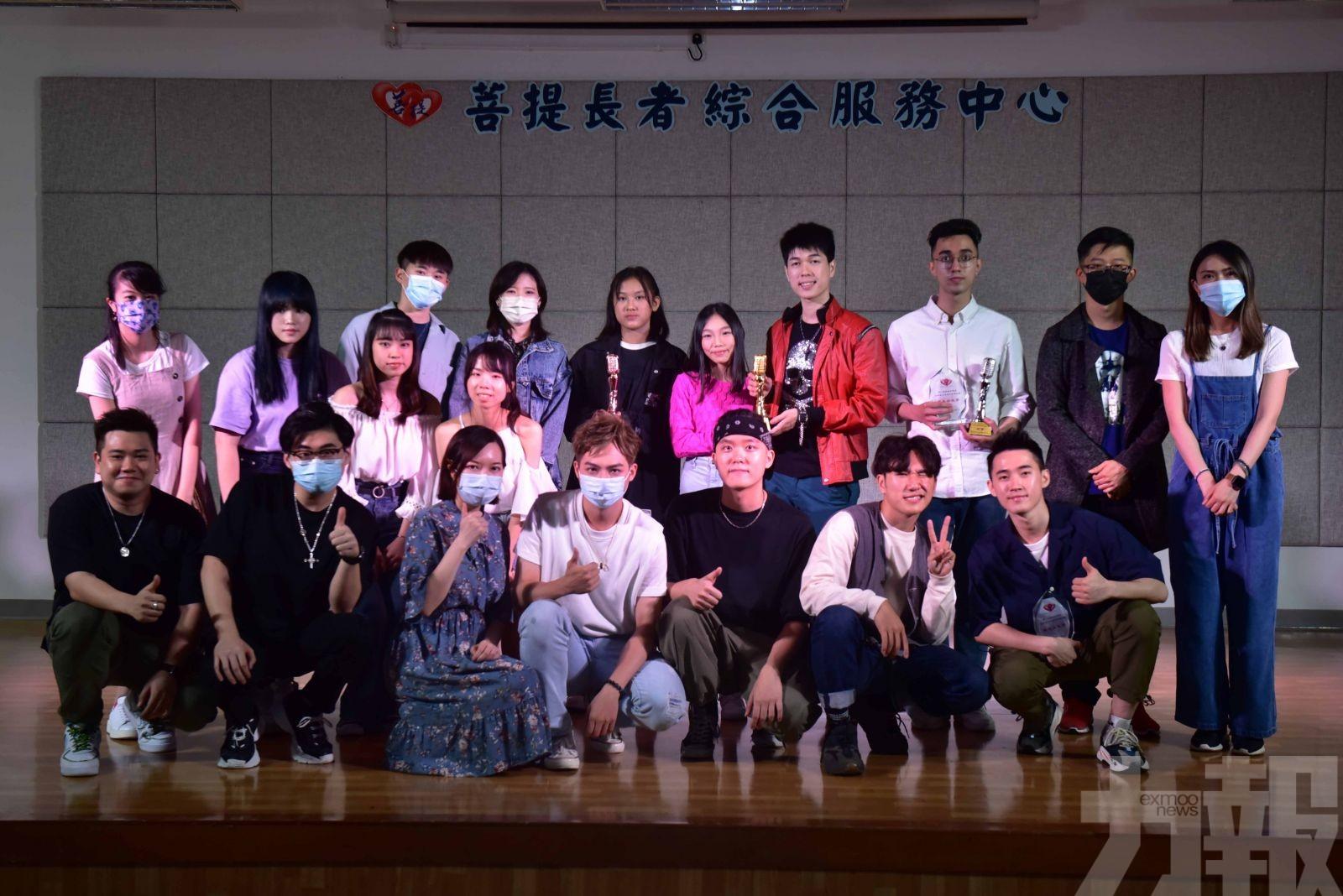 第一屆「菩青好聲音」完滿成功