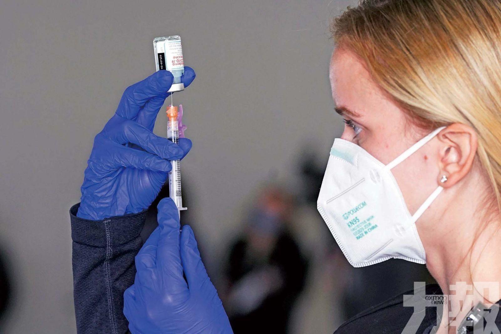 世衛將莫德納疫苗列入緊急使用清單
