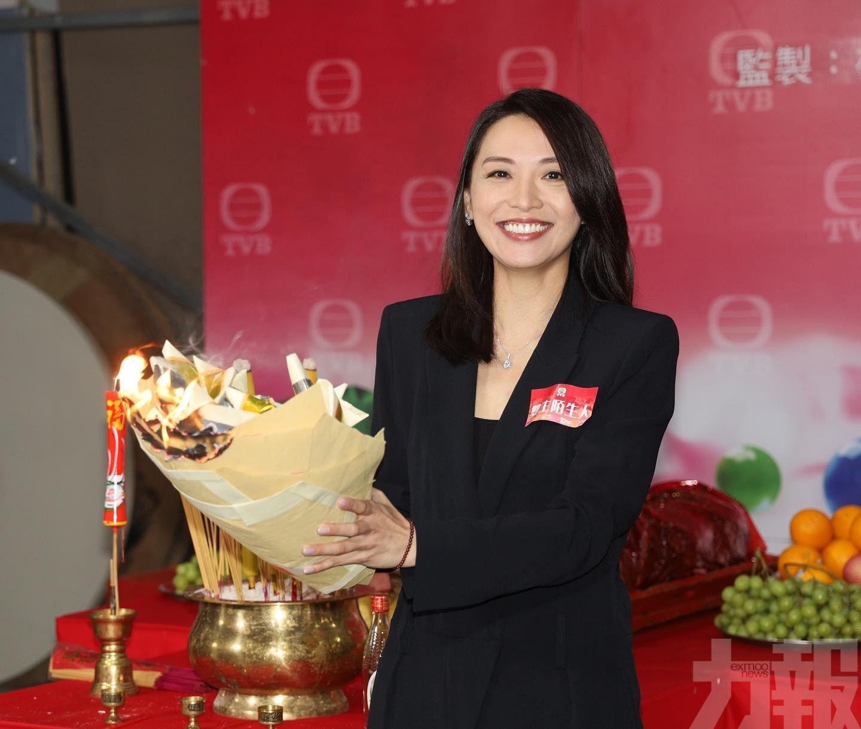 47歲陳煒否認婚訊專心工作