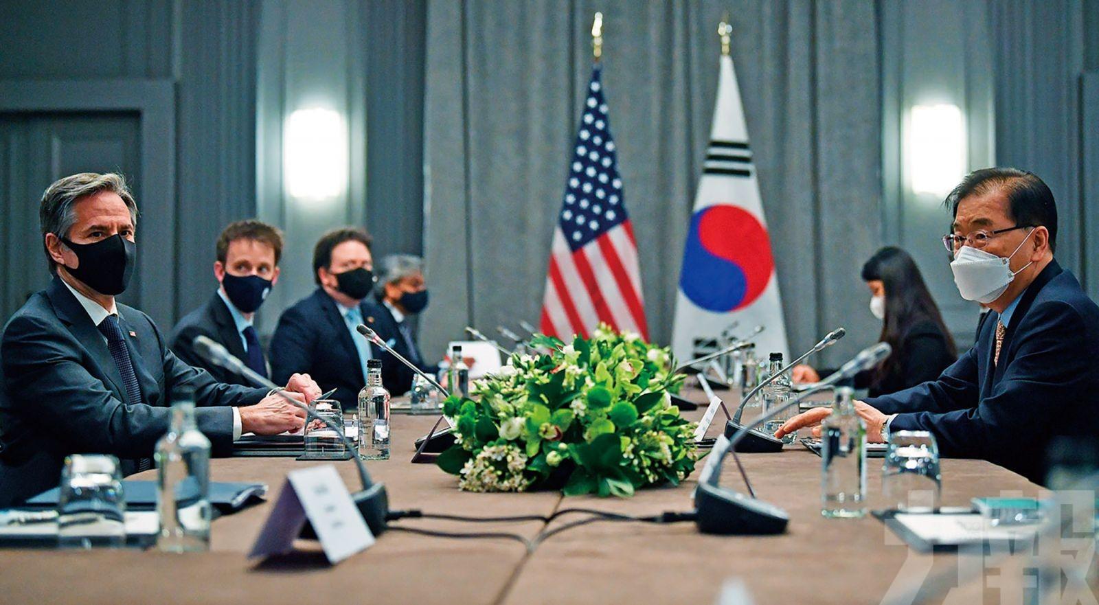 布林肯:中美軍事對抗違兩國利益
