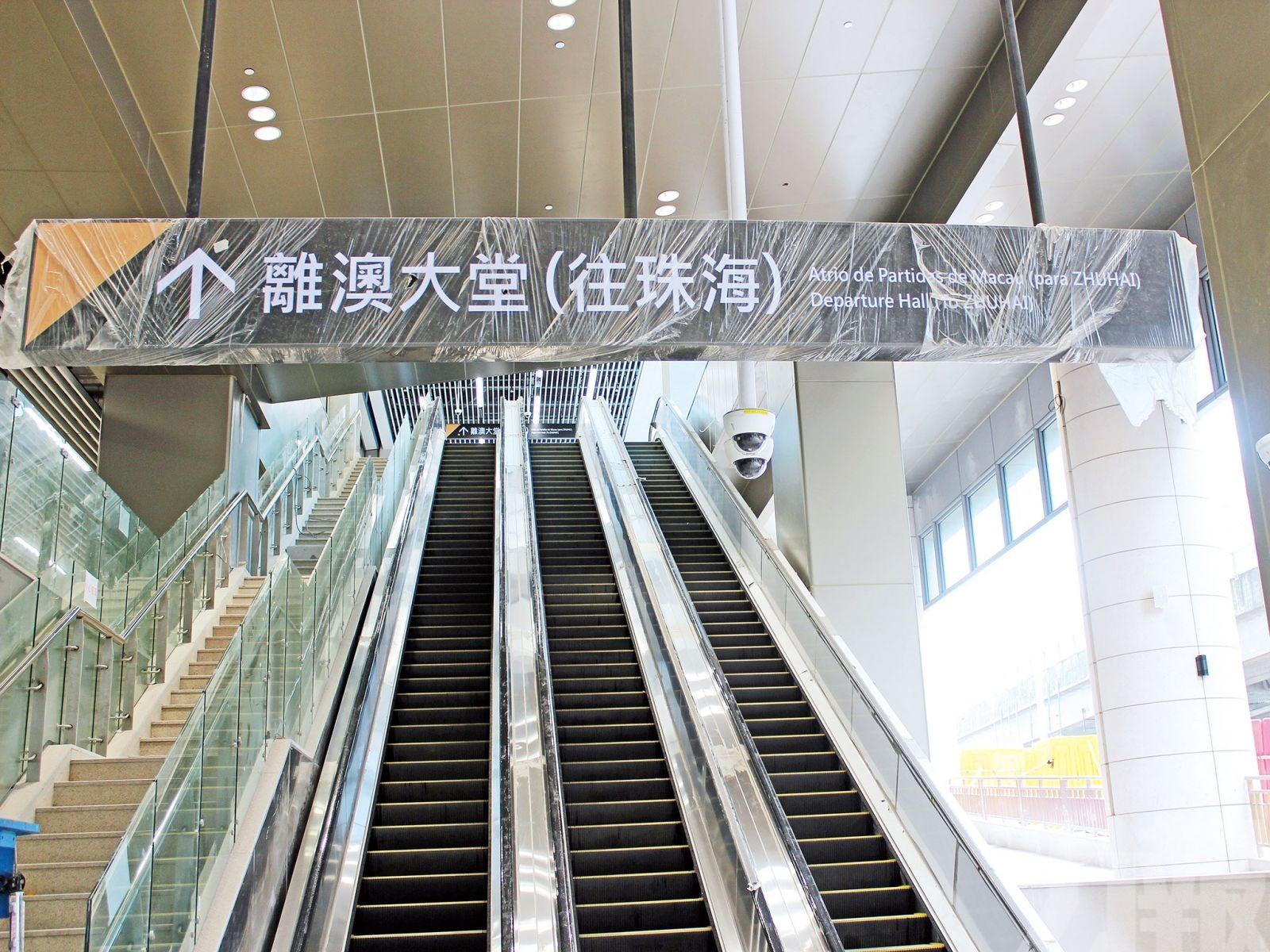 青茂口岸 正式竣工
