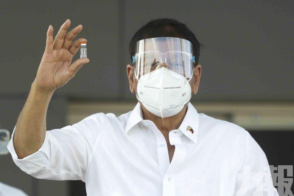 已請求中國收回捐贈的疫苗