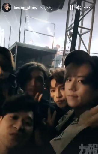 MIRROR頭場港騷姜濤超精神
