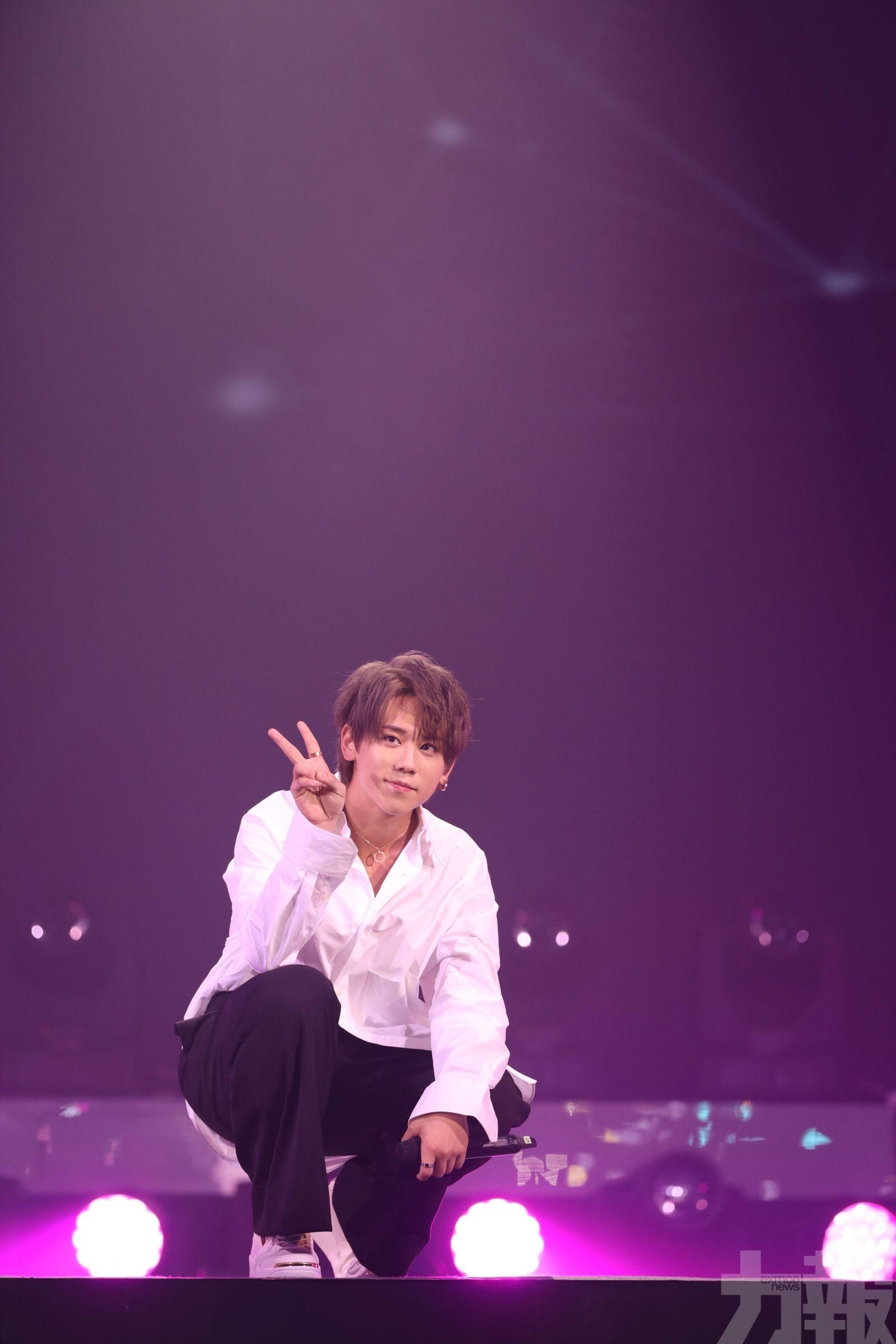 姜濤勁開心:謝謝你替我加油