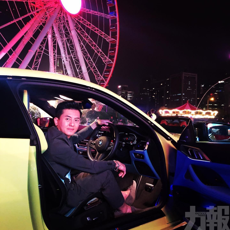 姜濤有望闖影壇跟毛舜筠拍戲