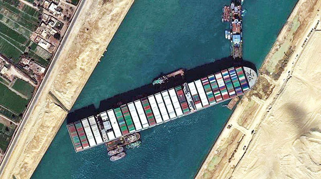 埃及宣布擴建蘇彝士運河