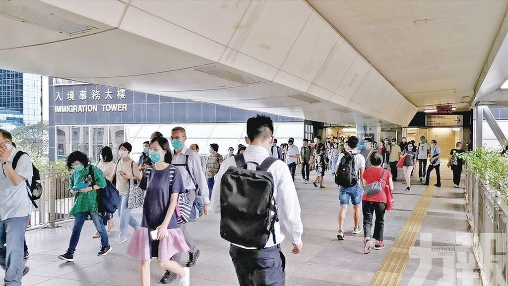 香港僅新增一宗輸入個案