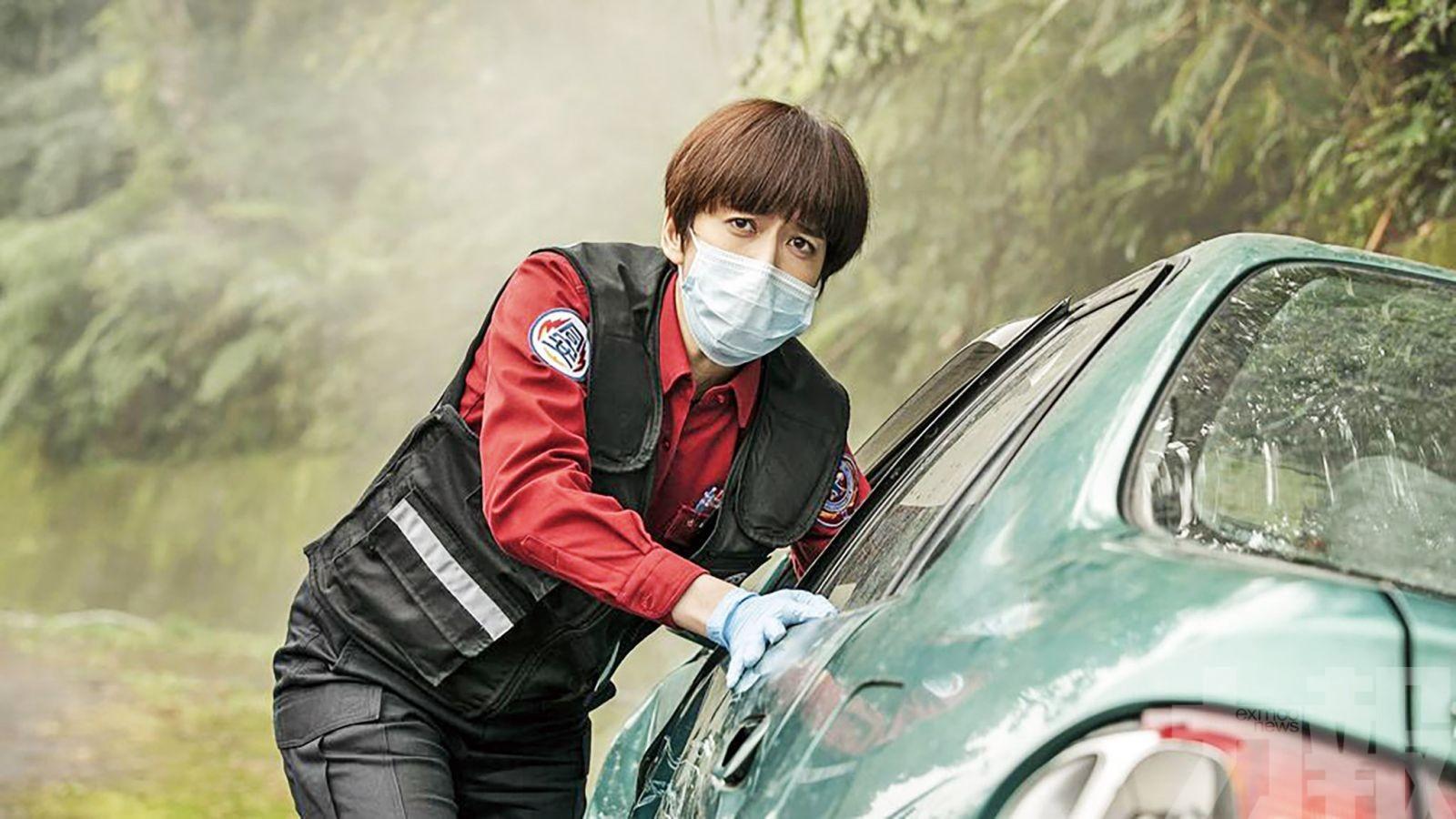 溫昇豪化身型爆消防員揭辛酸史