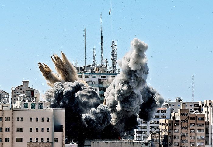 內塔尼亞胡:轟炸「要多久有多久」
