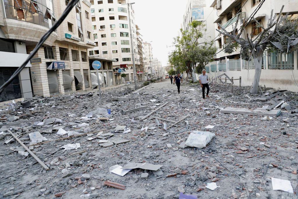 哈馬斯官員指24小時內可能停火