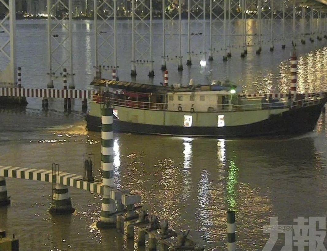 海事局籲小心通航