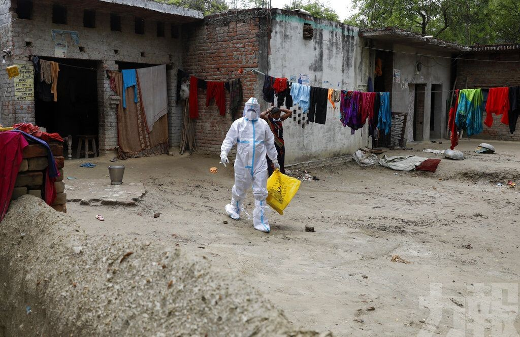 印度一邦延長疫情防控措施
