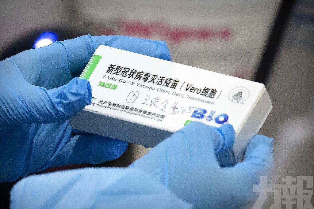 外交部:已對外提供逾3.5億劑疫苗
