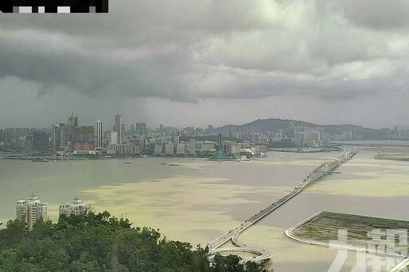 氣象局:預測未來一小時將有雨區影響本澳