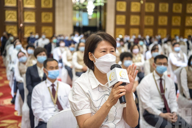 銀娛辦兩場「新型冠狀病毒疫苗講座」