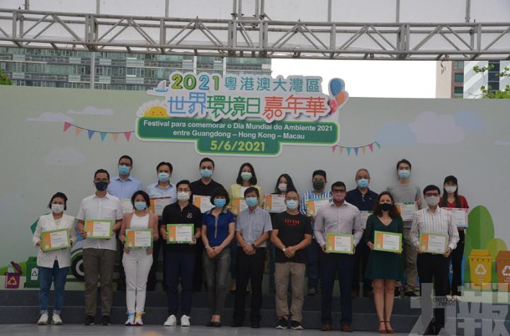 譚偉文:廚餘回收是未來重點工作