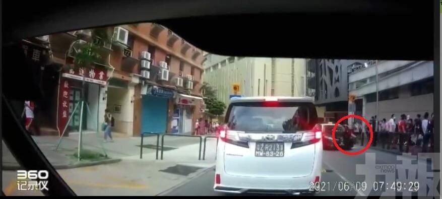 的士司機涉不讓先