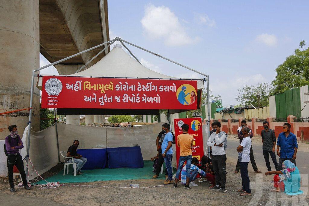 疫情致印度7,500萬人跌入貧困