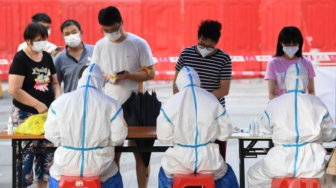 廣州新增一中風險地區