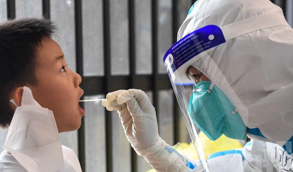 1,800萬人核酸檢測