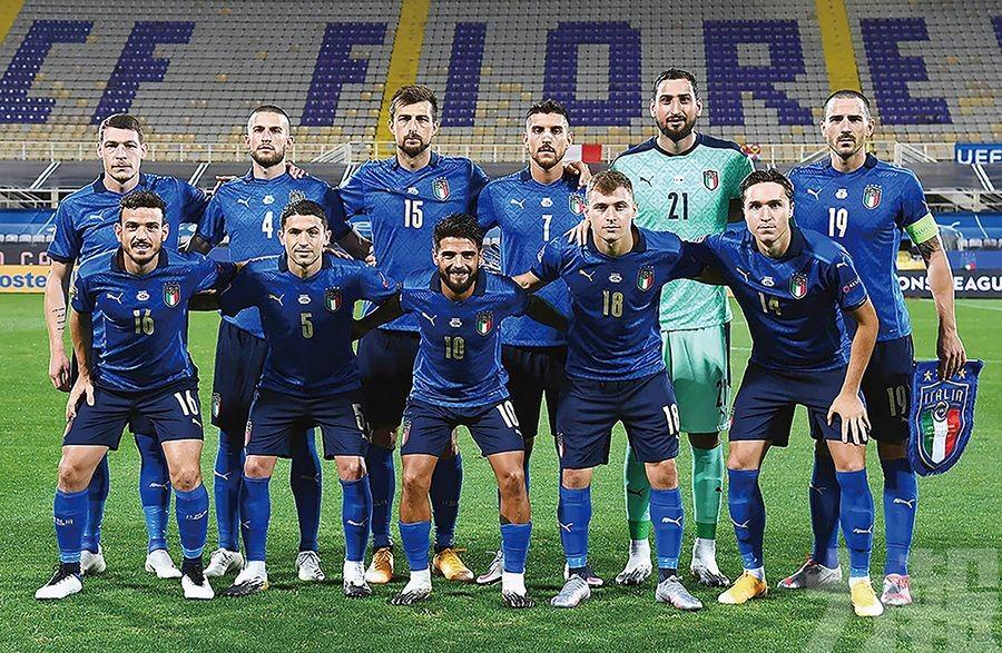 意大利土耳其打響揭幕戰