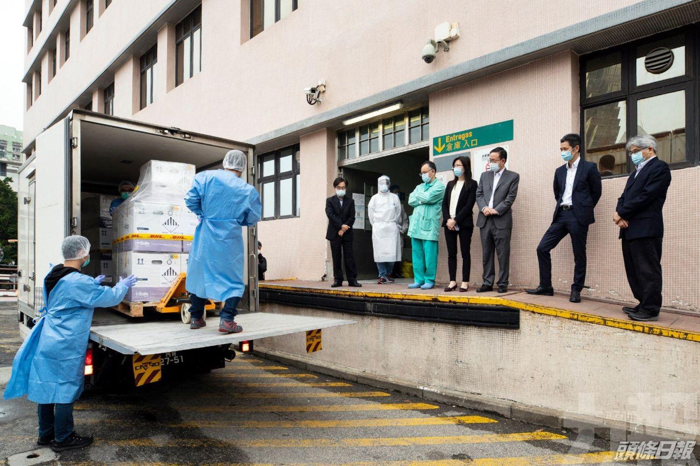 衛生局增訂廿萬國藥疫苗