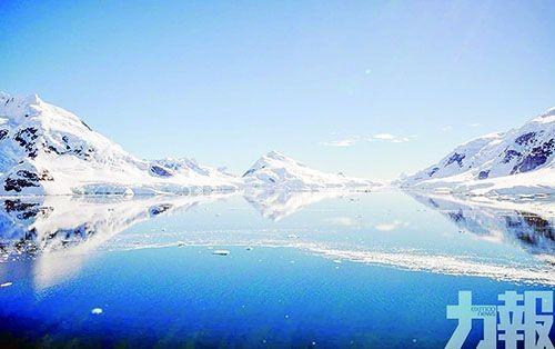南冰洋成世界第五大洋