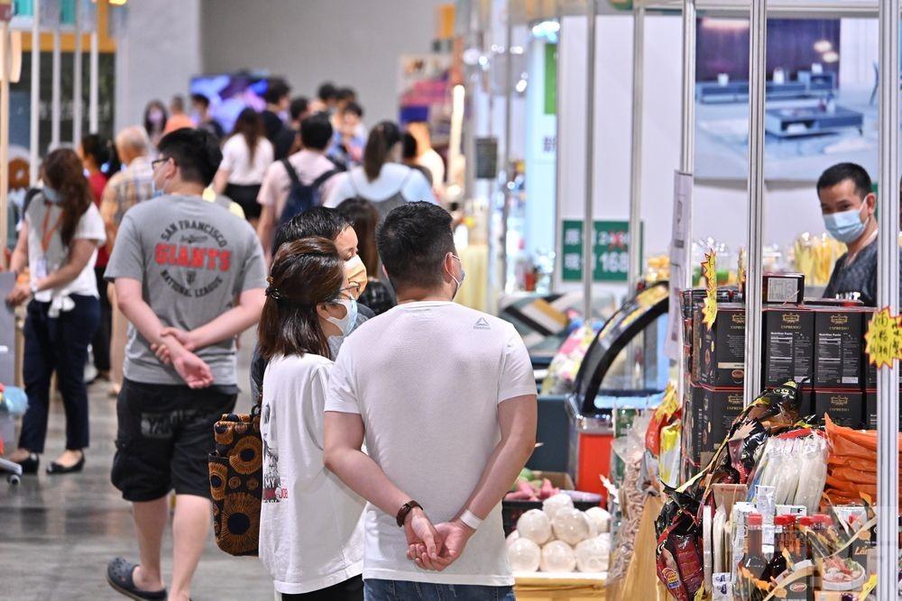 「第13屆家居及美食博覽」今日開幕