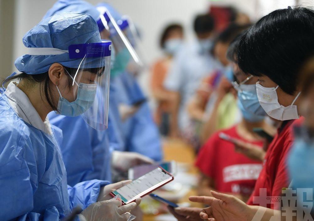8宗本土病例皆在廣東