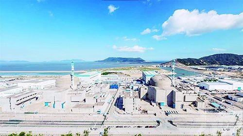 台山核電回應:指標正常