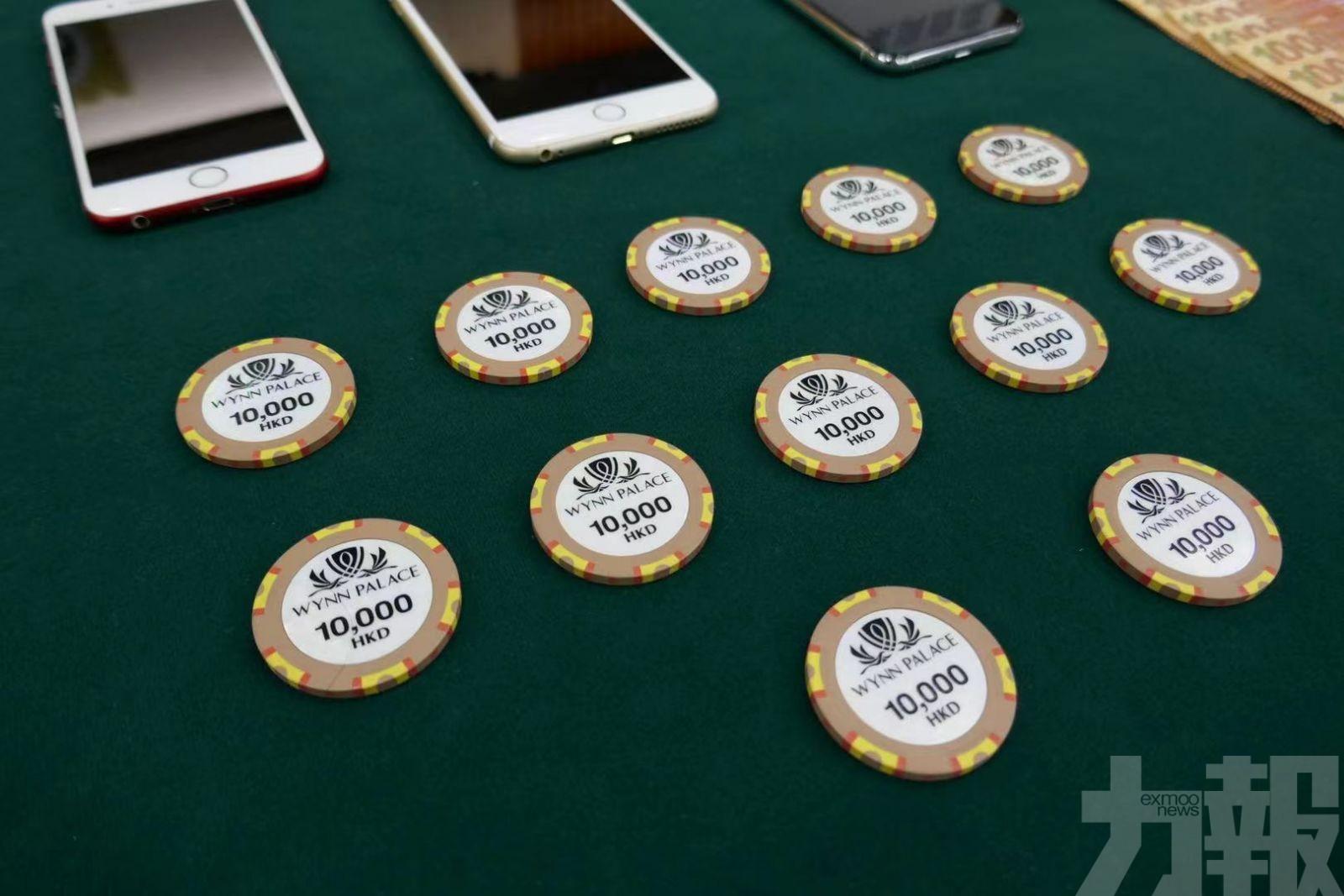 真莊荷假賭客操控賭局 謀騙賭場逾210萬