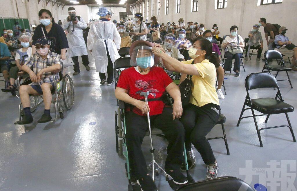 14長者接種疫苗後死亡