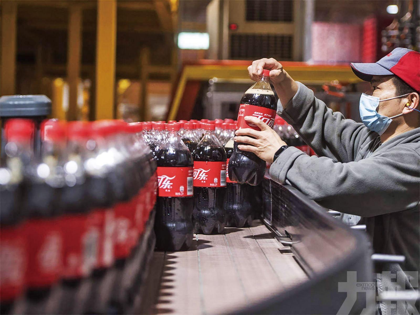 可口可樂市值一度蒸發310億港元  大摩叫買上望64美元