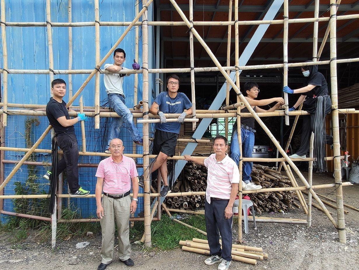 棚業工會第二期培訓班開展